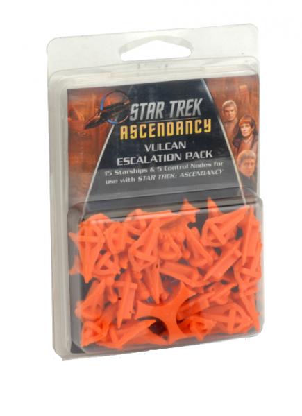 Star Trek Ascendancy: Vulcan Escalation Pack