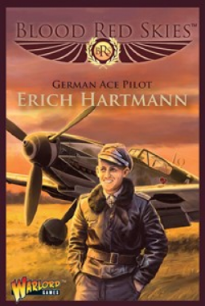 Blood Red Skies: Messerschmitt Bf 109G Ace - Erich Hartmann