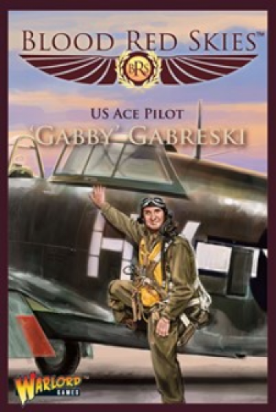 Blood Red Skies: P-47 Thunderbolt Ace - 'Gabby' Gabreski