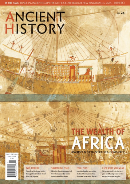 Ancient History Magazine: Issue #24