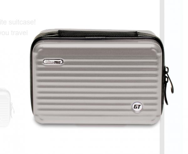 GT Luggage Deck Box (Silver)