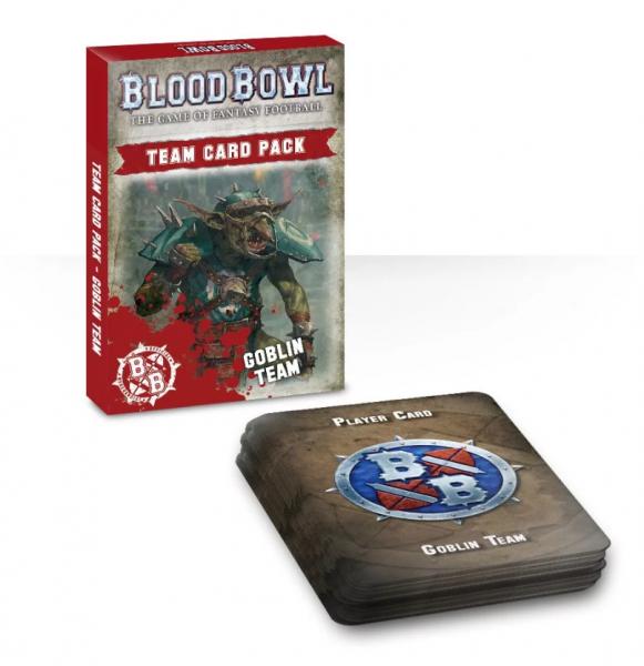 Blood Bowl: Goblin Team Card Pack