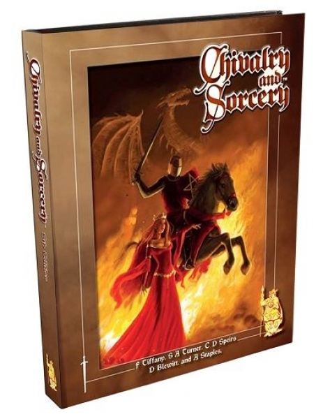 Chivalry & Sorcery RPG: Core Rules