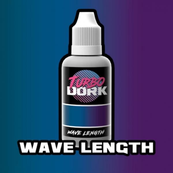Turbo Dork Paints: Colorshift Acrylic - Wavelength (20 ml)