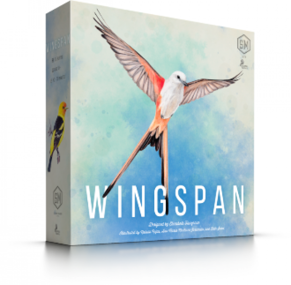 Wingspan: Core Game (Revised)
