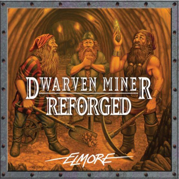 Dwarven Miner: Reforged