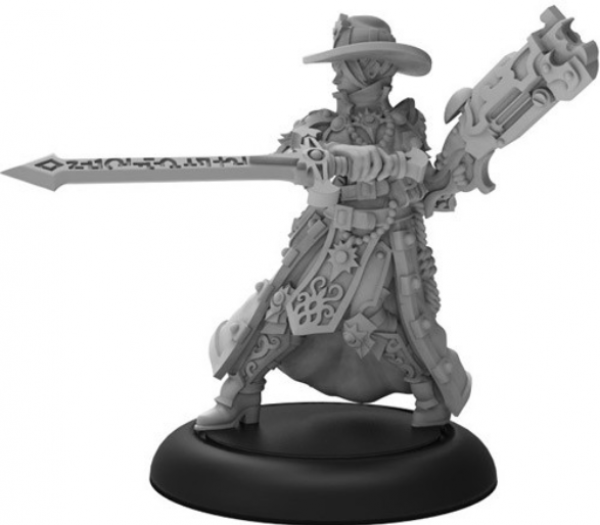 Warmachine: Glyn Cormier, Illuminated One – Order of Illumination Solo (1) (metal)
