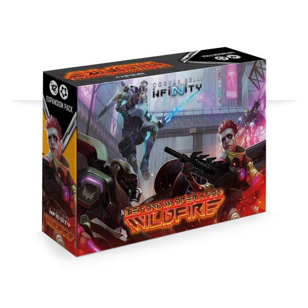Infinity (#798)  Beyond Wildfire Expansion Pack