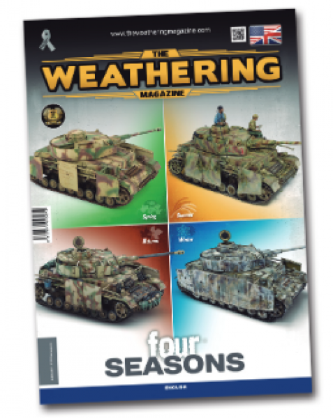 AMMO: Weathering Magazine Issue #28 - Four Seasons