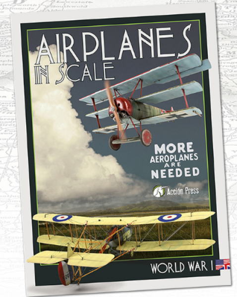 AMMO: Airplanes in Scale - Vol III - World War I