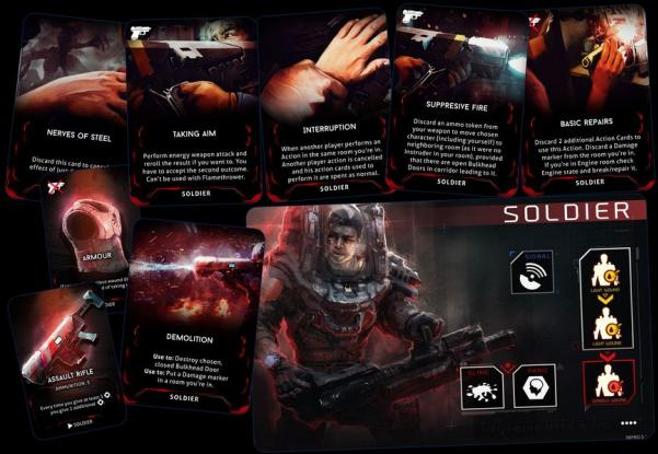 Nemesis: Core Game