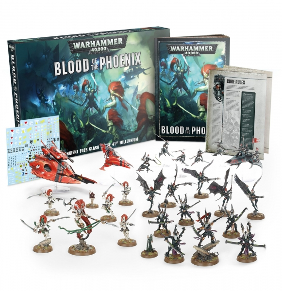 WH40K: Blood of the Phoenix Core Game (Limited)