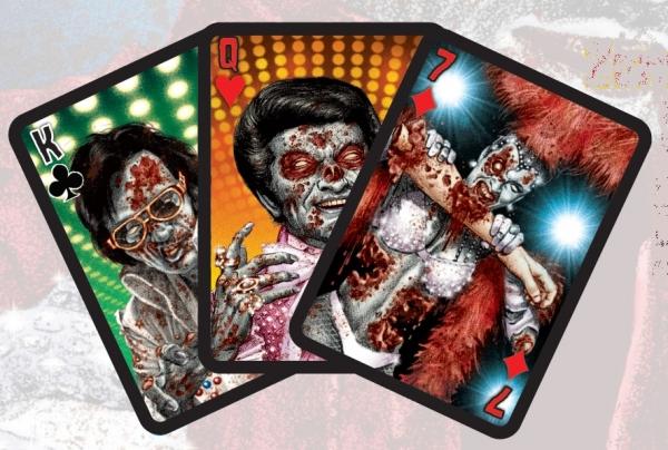Zombies Vegas Poker Deck