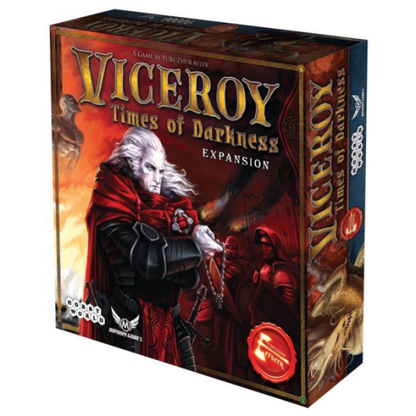 Viceroy: Times of Darkness Expansion