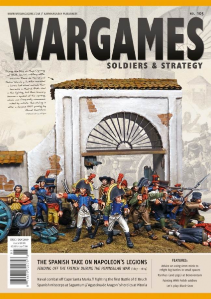 Wargames, Soldiers & Strategy Magazine: Issue #105