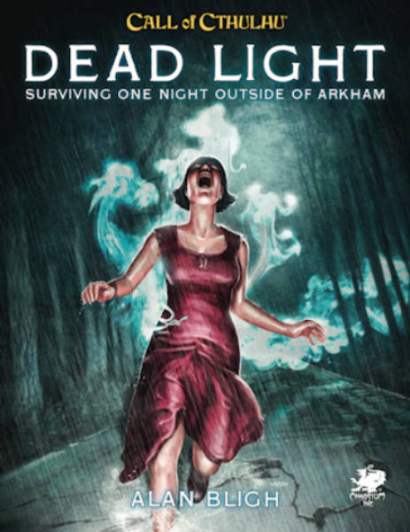 Call of Cthulhu RPG: Dead Light & Other Dark Turns