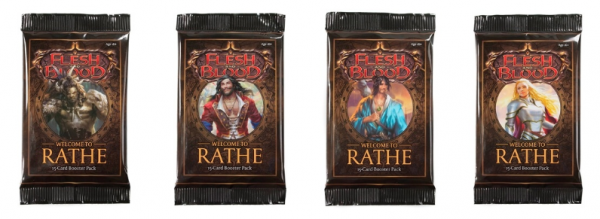 Flesh and Blood TCG: Booster Pack (1)