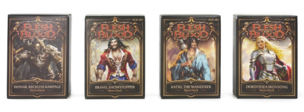 Flesh and Blood TCG: Hero Deck (1)