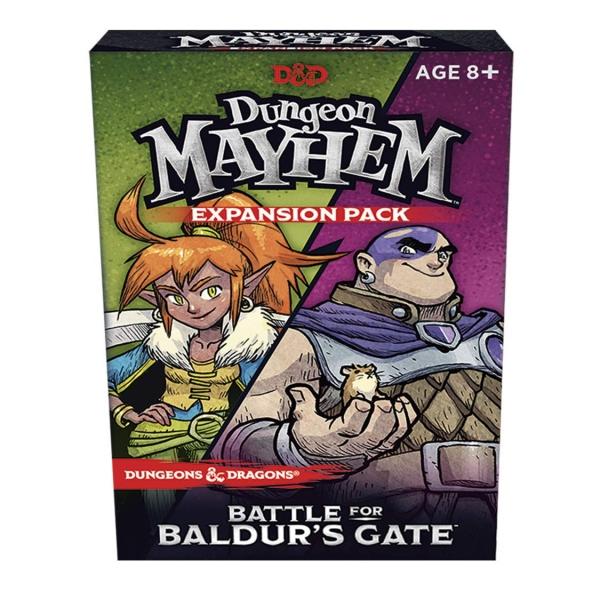 D&D Dungeon Mayhem Battle for Baldur`s Gate