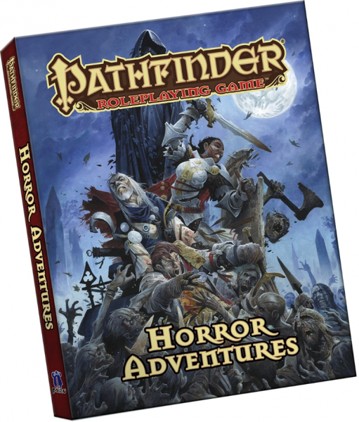 Pathfinder RPG: Horror Adventures - Pocket Edition