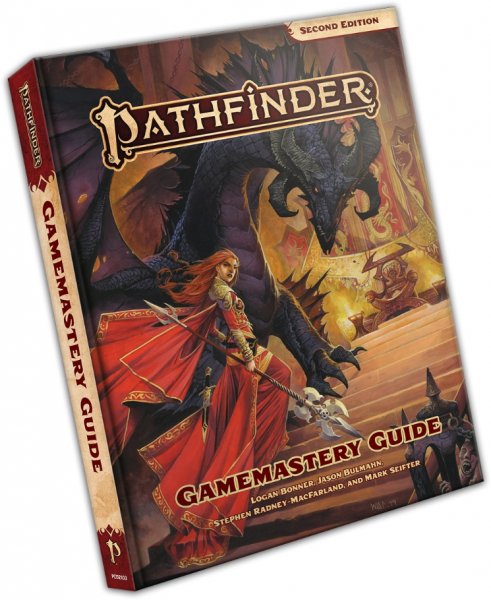 Pathfinder (P2): GameMastery Guide