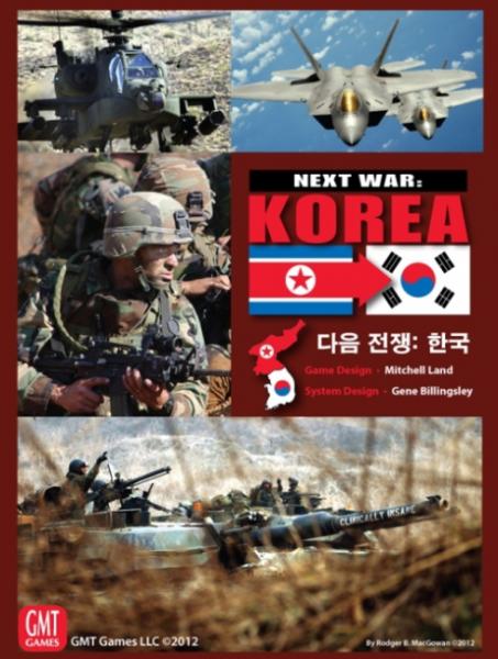 Next War Korea (2nd Printing)