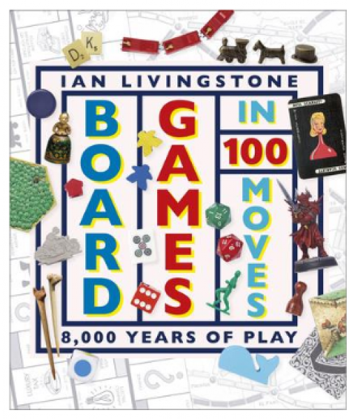 Board Games in 100 Moves (HC)