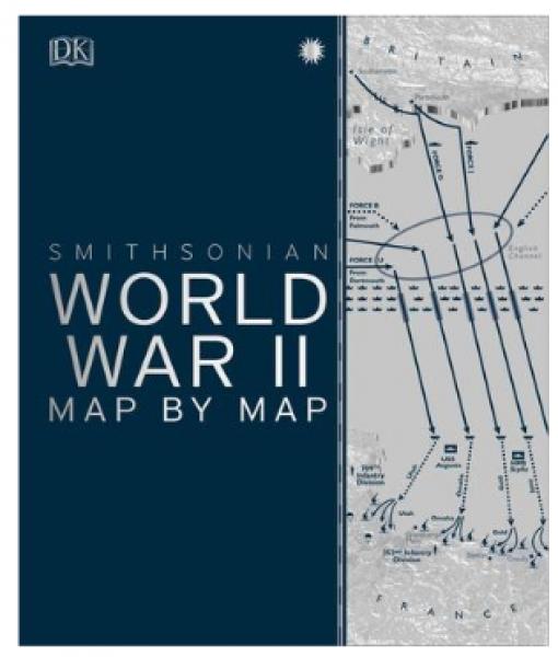 World War II Map by Map (HC)
