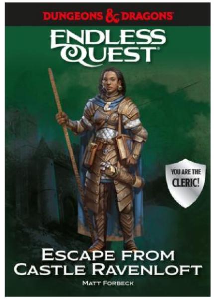 D&D: Escape from Castle Ravenloft (HC)