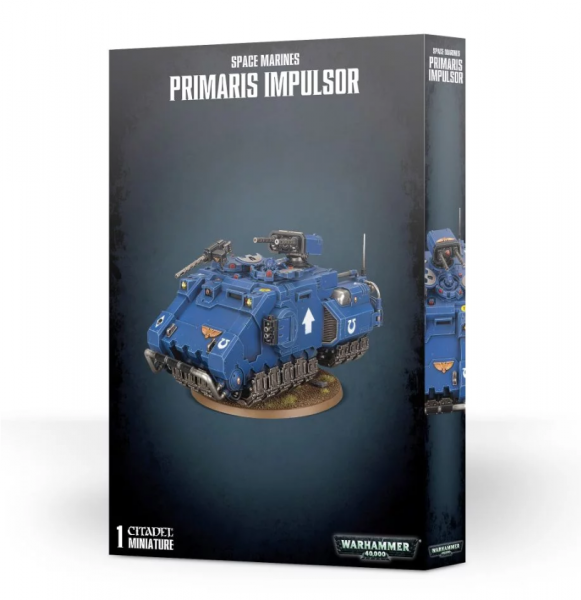 Warhammer 40K: Space Marines - Primaris Impulsor