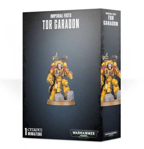 Warhammer 40K: Imperial Fists - Tor Garadon