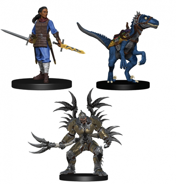 D&D Miniatures: Icons of the Realms Eberron - Rising from the Last War Booster Pack