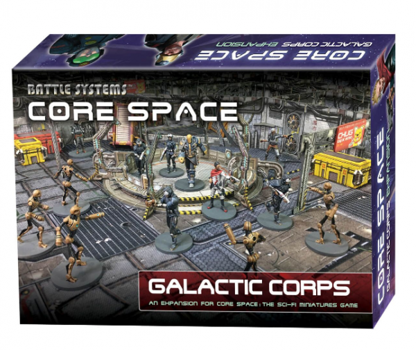 Core Space: Galactic Corps Expansion