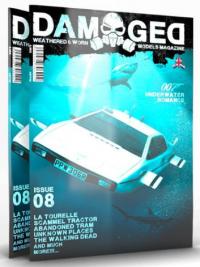 Damaged Magazine: Issue 08