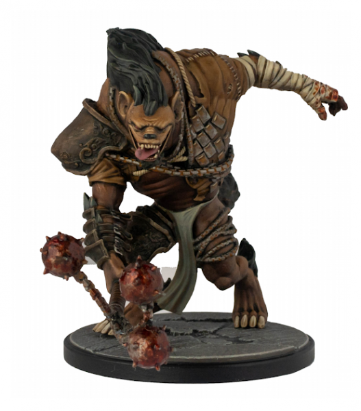 D&D Miniatures: Descent into Avernus - Yeenoghu (1)