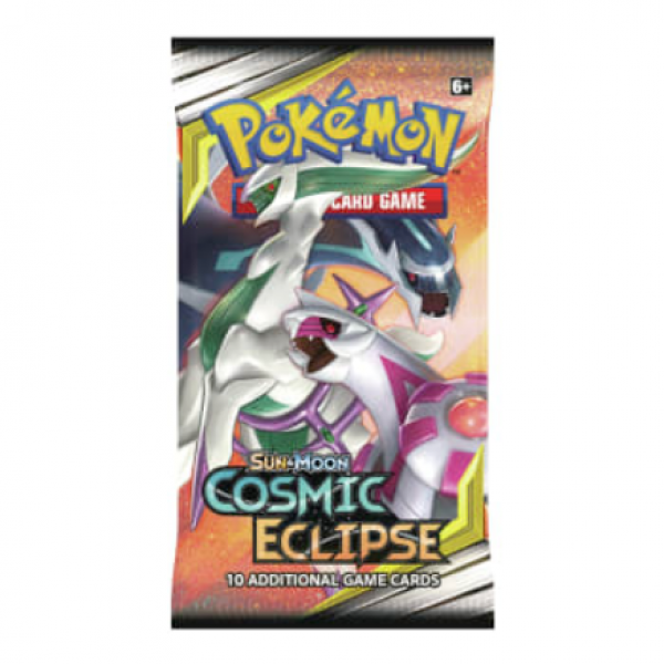 Pokemon CCG: Sun & Moon: Cosmic Eclipse Booster Pack (1)