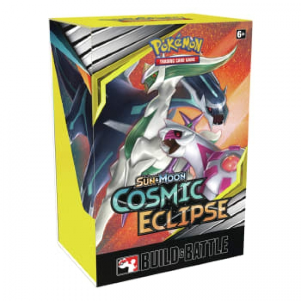 Pokemon CCG: Sun & Moon: Cosmic Eclipse Build & Battle Box (1)