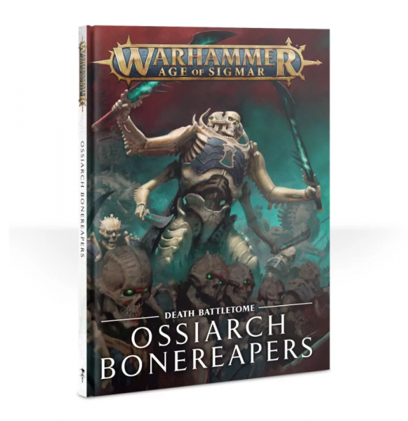 Age of Sigmar: Ossiarch Bonereapers Battletome (HC)