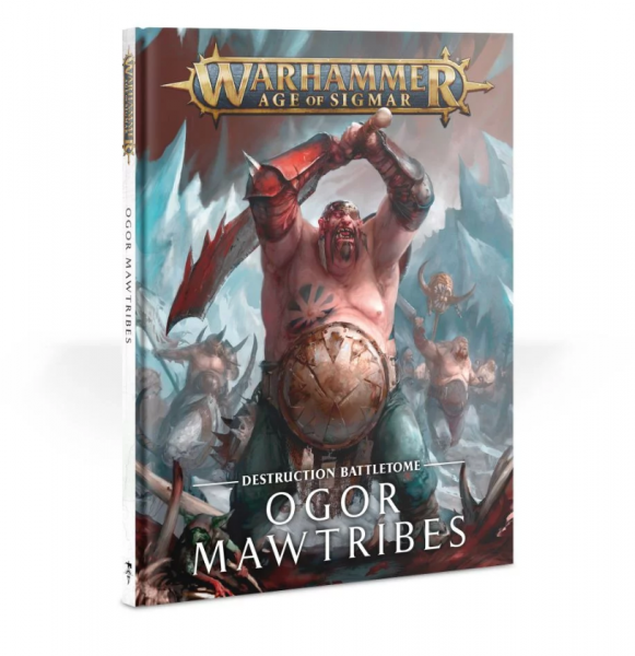 Age of Sigmar: Ogor Mawtribes Battletome (HC)