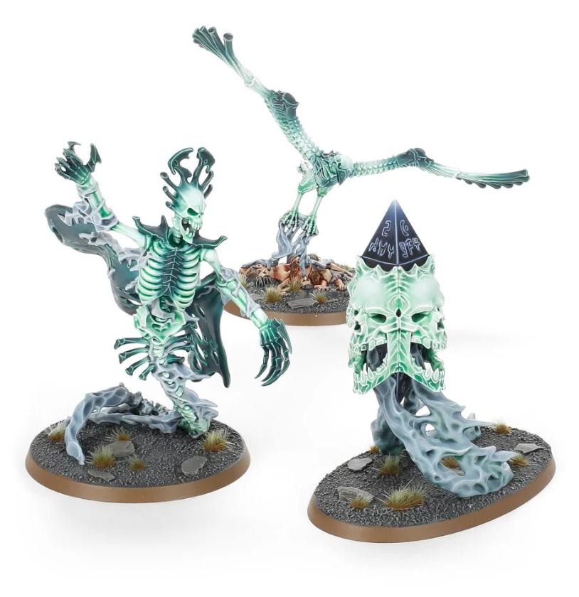 Age of Sigmar: Ossiarch Bonereapers Endless Spells