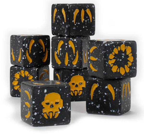 Age of Sigmar: Ogor Mawtribes Dice Set