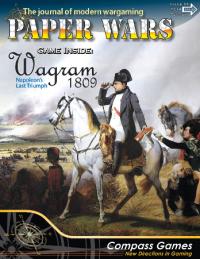 Paper Wars Magazine: #93 Wagram 1809