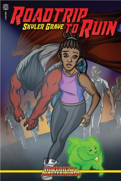 Mutants & Masterminds, 3rd Edition RPG: Roadtrip to Ruin