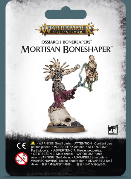 Age of Sigmar: Ossiarch Bonereapers - Mortisan Boneshaper