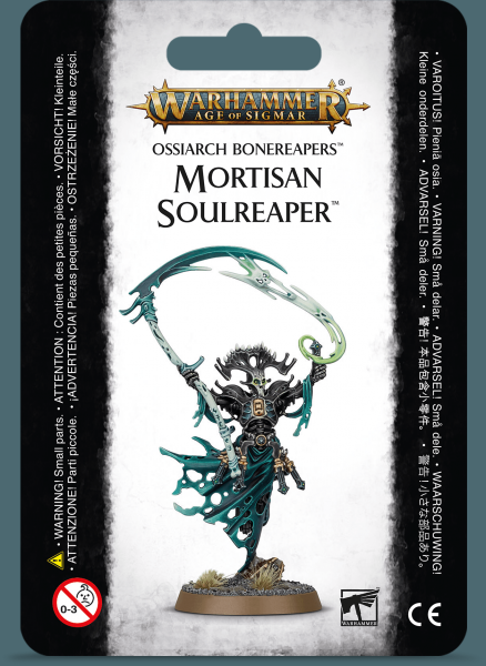 Age of Sigmar: Ossiarch Bonereapers - Mortisan Soulreaper
