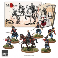 Test of Honour: Ashigaru Scouts Expansion Set