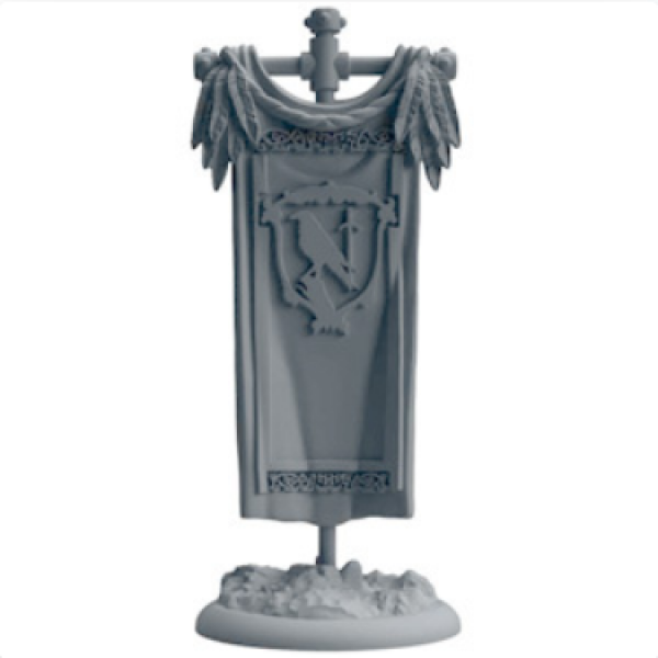 A Song of Ice & Fire: Tabletop Miniatures Game - Night's Watch Deluxe Activation Banner