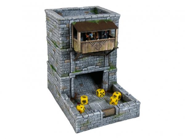 Fantasy Footbal: Dice Tower
