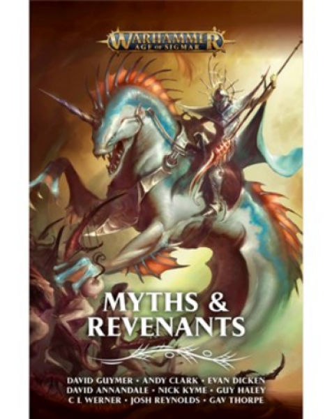 Warhammer 40K: (Novel) Myths & Revenants
