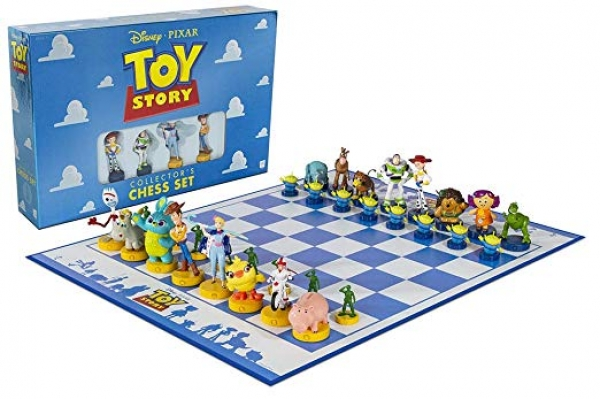 Chess: Toy Story Collector's Set